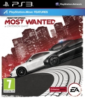 Need for Speed Most Wanted 2 Limited Edition (PS3) použité