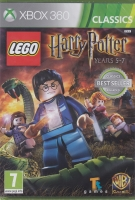 Lego Harry Potter: Years 5-7 (X360)
