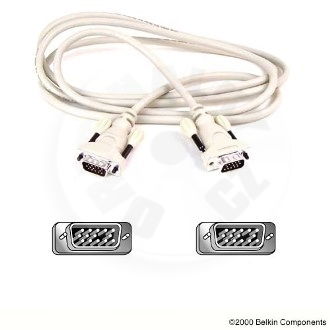 Belkin PC Monitor Cable 1.8 m