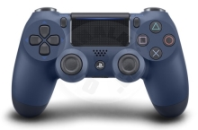 Sony DualShock 4 Midnight Blue V2 (PS4)
