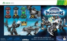 Skylanders: Imaginators Dark Edition Starter Pack (X360)