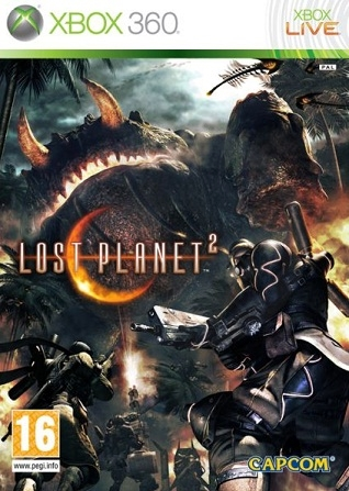 Lost Planet 2 (X360)