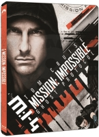 Mission: Impossible 4: Ghost Protocol UHD+BD + Steelbook (BD)