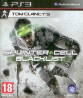 Tom Clancy´s Splinter Cell: BlackList CZ (PS3)