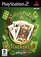 Video Poker & Blackjack (PS2)