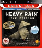 Heavy Rain Move Edition (PS3) použité