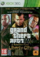 Grand Theft Auto: The Complete Edition (X360) použité