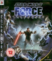 Star Wars: The Force Unleashed (PS3) použité