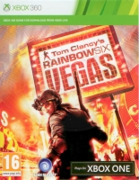 Tom Clancy's Rainbow Six Vegas 1 - voucher (X360/XONE)