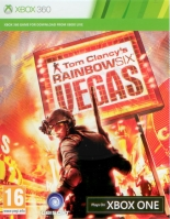 Tom Clancy's Rainbow Six Vegas elektronická licence (X360/XONE)