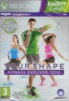 Your Shape Fitness Evolved 2012 (X360)