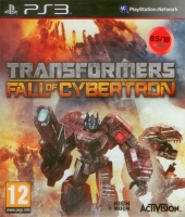 Transformers: Fall of Cybertron (PS3) použité