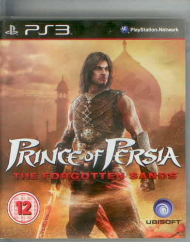 Prince of Persia: The Forgotten Sands (PS3) použité