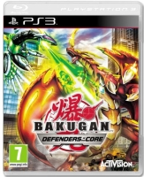 Bakugan: Defenders of the Core (PS3)