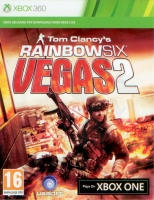 Tom Clancy's Rainbow Six Vegas 2 elektronická licence (X360/XONE)