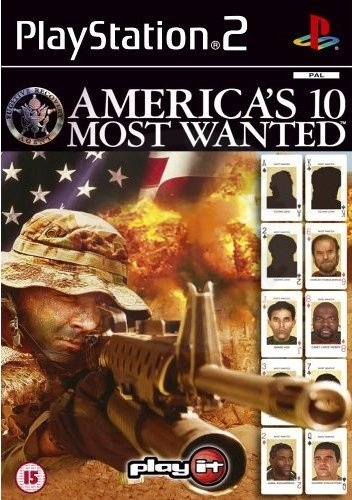 America´s 10 Most Wanted (PS2)