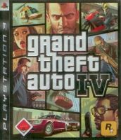 Grand Theft Auto IV (PS3) použité