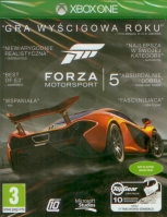 Forza Motorsport 5 Game of the Year (XONE)