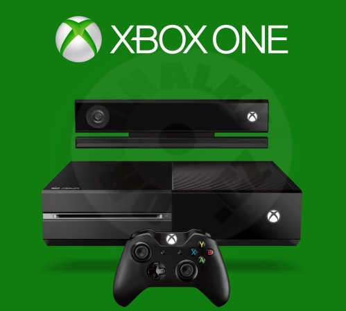 Microsoft Xbox One 500 GB Kinect Bundle