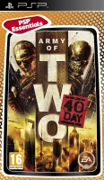 Army of Two: The 40th Day (PSP) použité
