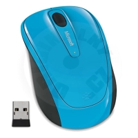 Microsoft Wireless Mobile Mouse 3500 Azurově modrá (PC)