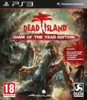 Dead Island: Game of The Year Edition (PS3) použité