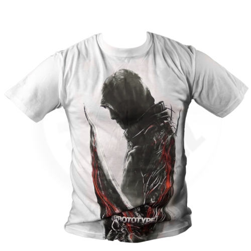 Prototype Morphed Arm T-Shirt - S