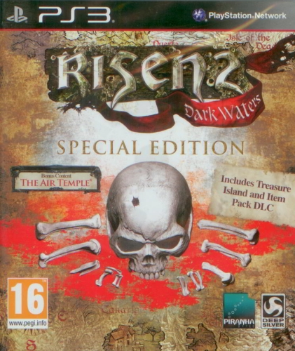 Risen 2: Dark Waters - Special Edition (PS3)