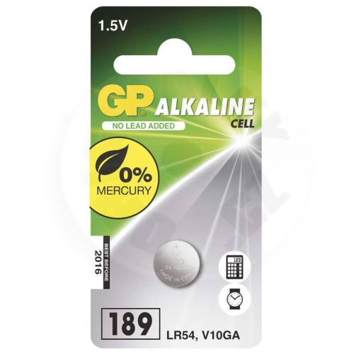 GP Alkaline Cell LR54