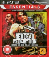 Red Dead Redemption - Game of The Year (PS3)