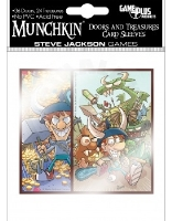 Munchkin - Doors and Treasures Card: 60 Sleeves