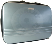 "Sweex 17"" NB Bag Slim Hardtop - Cool Grey (PC)"