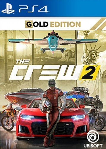 the crew 2 gold edition ps4. Black Bedroom Furniture Sets. Home Design Ideas