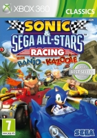 Sonic & Sega All-Stars Racing with Banjo-Kazooie (X360)