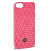 Dicota D30615 - Hard Cover for iPhone 5 and iPhone 5S - pink