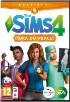 The Sims 4: Hooray to work (PC)