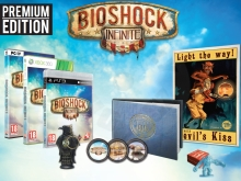 Bioshock: Infinite - Premium Edition (PS3)