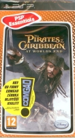 Pirates of the Caribbean: At World´s End (PSP)