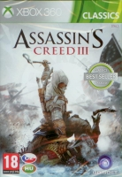 Assassin´s Creed III CZ (X360)