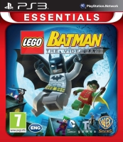 Lego Batman: The Video Game (PS3)