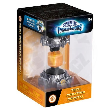 Skylanders: Imaginators - Tech Creation Crystal