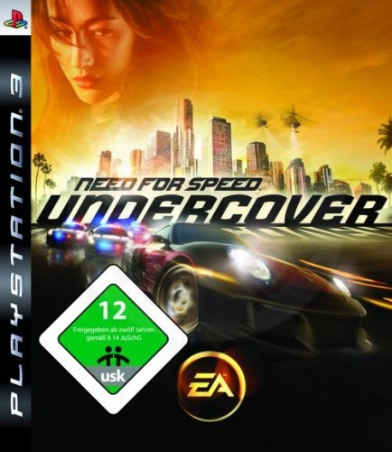 Need for Speed: Undercover (PS3) použité