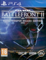 Star Wars Battlefront II Elite Trooper Deluxe (PS4)