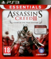 Assassin´s Creed II Game of the Year Edition (PS3)