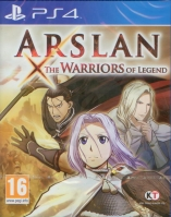 Arslan: The Warriors of Legends (PS4)