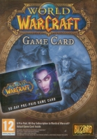 Voucher - World of Warcraft - predplatená karta 60 dní (PC / Mac)