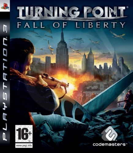 Turning Point: Fall of Liberty (PS3) použité