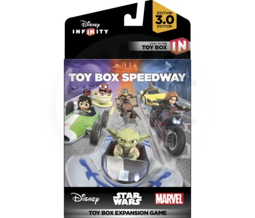 Disney Infinity 3.0: Minihra pro toy Box Speedway (PS3/PS4/X360/XONE/Wii U)