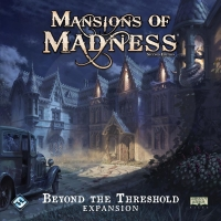 Mansions of Madness: Beyond the Threshold expansion - EN