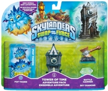 Skylanders: Swap Force - Tower of Time Adventure Pack